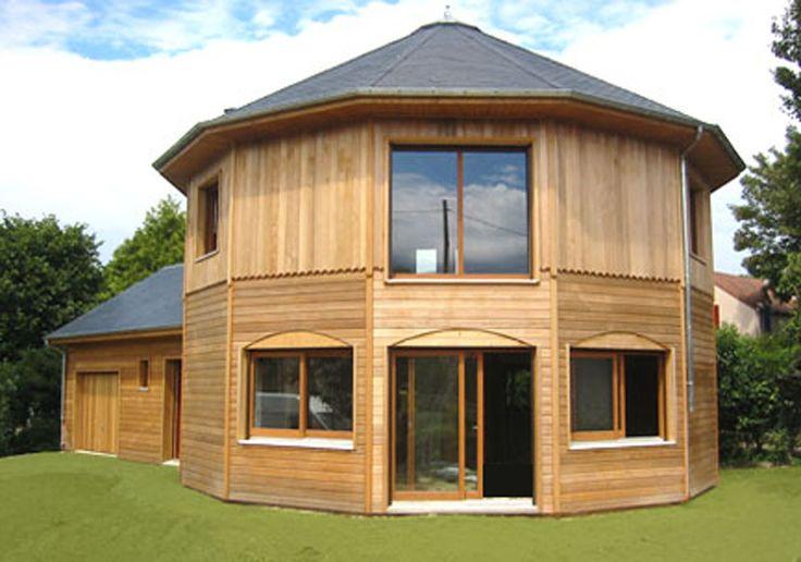 maison polygonale