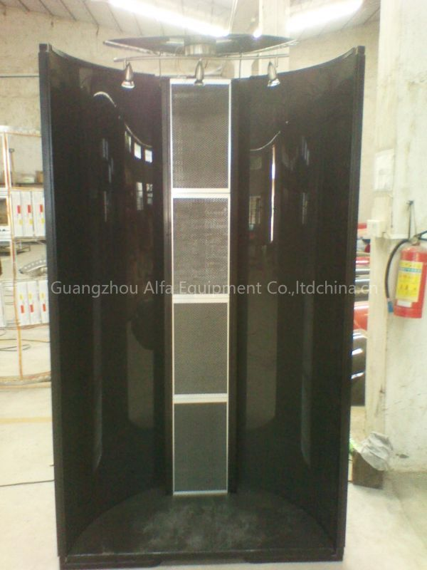 Professional Spray Tanning Booths | Spray Tanning Booth A-308 Easy Cleaning