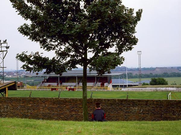 Albion Rovers. Coatbridge, Scotland