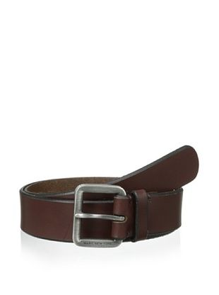 58% OFF Marc New York Men's Henry Belt (Brown)