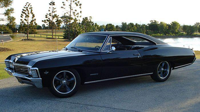 '67 Impala. One of many dream cars.