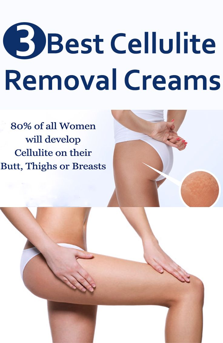 Best Cellulite Removal Creams From BioHealthyliving