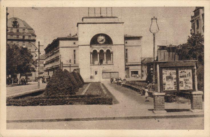 Timisoara - Piata Operei, 1955