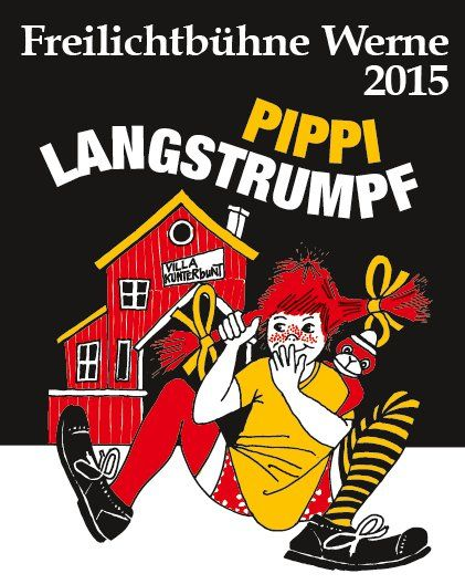 Freilichtbühne Werne von 1959 e.V. - Pippi Langstrumpf