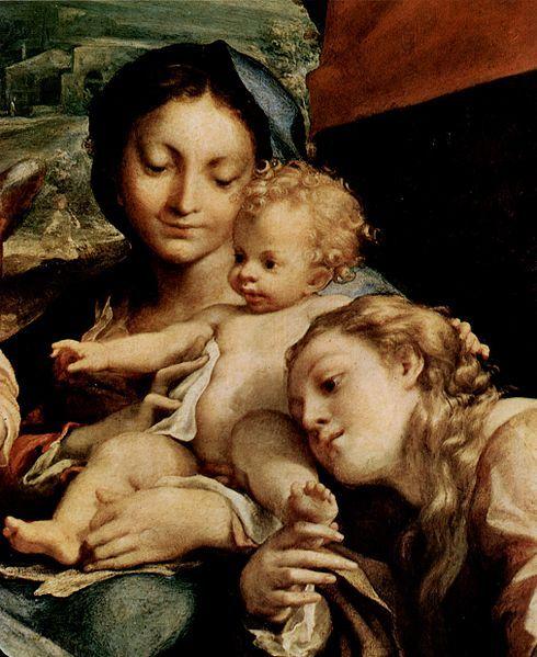 Correggio (Antônio Allegri) (1489 – 1534)
