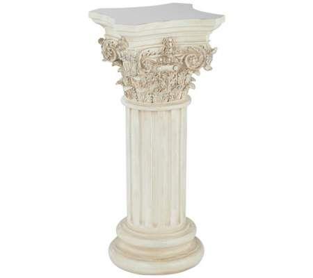 Corinthian Style Ivory Floor Column 55downingstreet Com