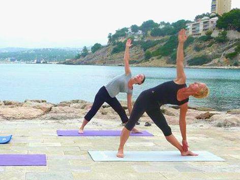7 Days Relaxing Women's Yoga Retreat in Spain