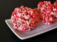 Cinnamon Popcorn Balls