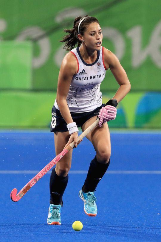 Sam Quek (GBR)  Rio 2016 Olympics