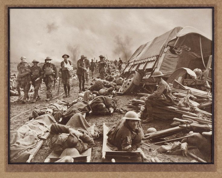 Western Front, Egypt and Palestine: photographs taken by Frank Hurley between August 1917 and August 1918.