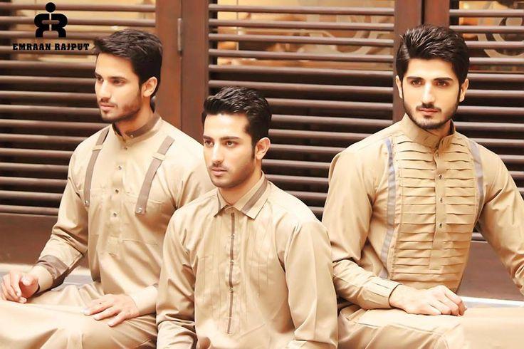 Latest Men Shalwar Kameez Collection 2014 By Imran Rajpot
