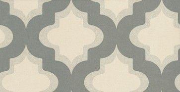 like for laundry room  - Wallpaper Direct - Kasbah Espresso by Clarke & Clarke mediterranean wallpaper  -