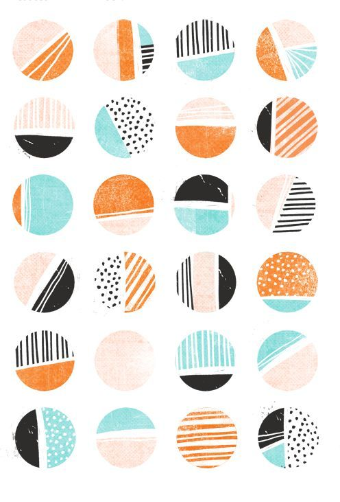 Often I create random illustrations and patterns that just end up sitting on my usb stick as they don't really belong anywhere. I realised a great way to give them a home would be turning them into... #pattern