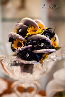 La Coccinella Wedding: Bouquet di caramelle