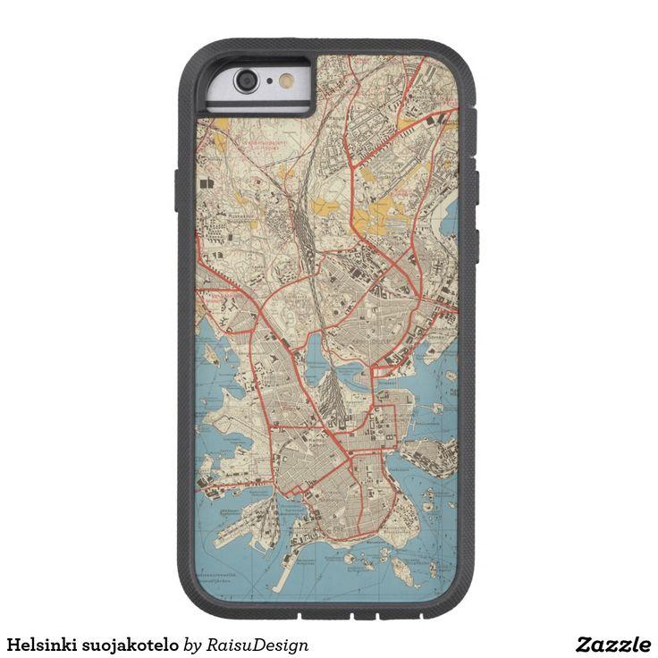 Helsinki suojakotelo tough xtreme iPhone 6 case