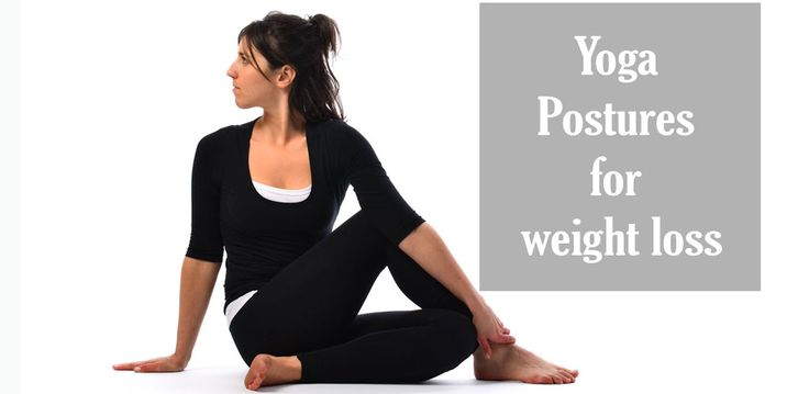 how much yoga for weight loss