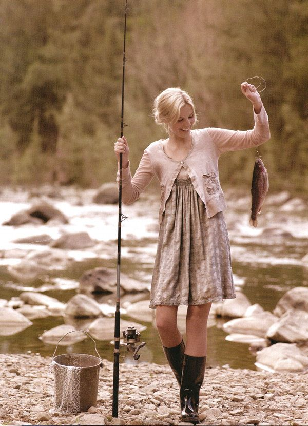 17 best images about country western wear on pinterest for Country girl fishing