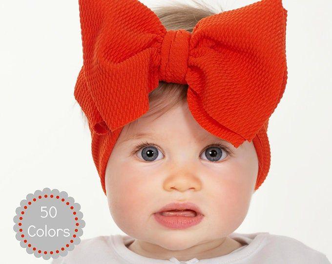 MINI BOW SET  Headband Baby  Baby Bows  Summer Headband Baby  Headwraps  Baby Head Wraps  Big Headbands  Baby Girl Bow