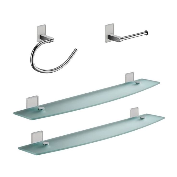 Nameeks MNE1419 Gedy Bathroom Accessories Set