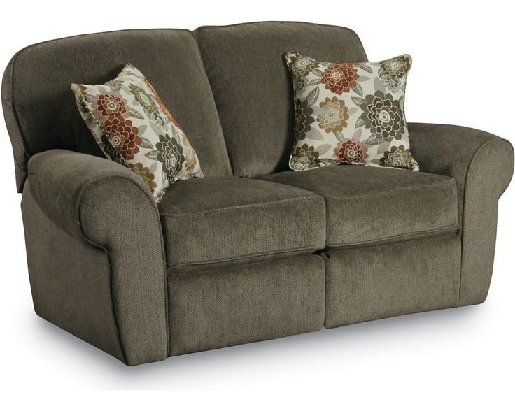 Not sure if it'll be an option but double reclining love seat ... I'm a fan !