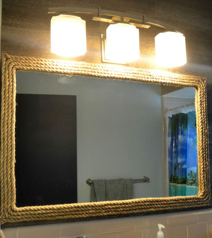 The 25+ best Nautical mirror ideas on Pinterest | Nautical ...