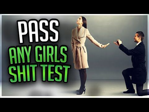 women shit test