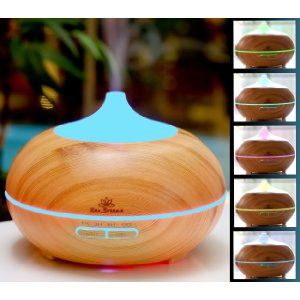 Best Essential Oil Diffuser Evaluation Reviews and Buying Guide for 2016