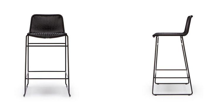 Feelgood Designs | Furniture and Lighting | Scandinavian furniture | Japanese furniture - C607 bar stool