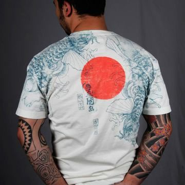 10 best images about dope tees on pinterest flag shirt for Shirts with graphics on the back