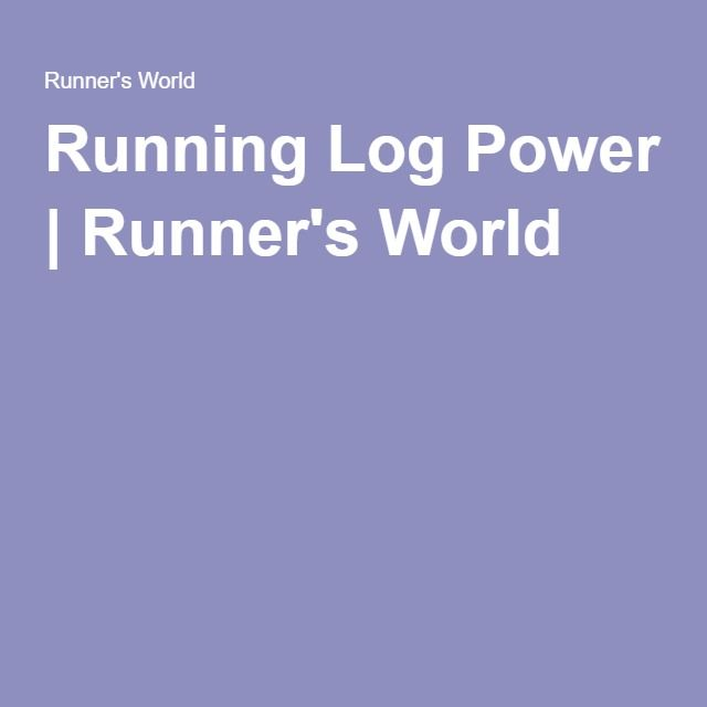 Las 25 mejores ideas sobre Run Log en Pinterest El planificador - running log template