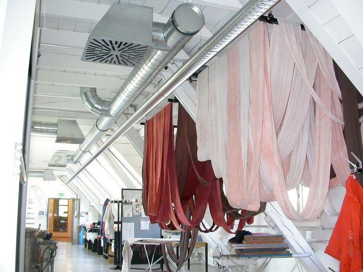 Hochschule Luzern – Design & Kunst Textil Druck Werkstatt