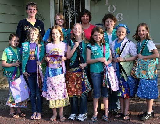 37 Best Girl Scout Bronze Award Ideas Images On Pinterest -3776