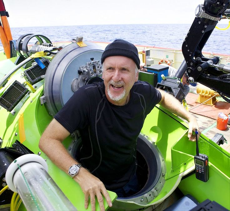 Rolex, James Cameron, and the DEEPSEA CHALLENGE