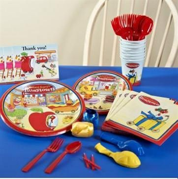 1000 Images About Busytown Birthday Ideas On Pinterest