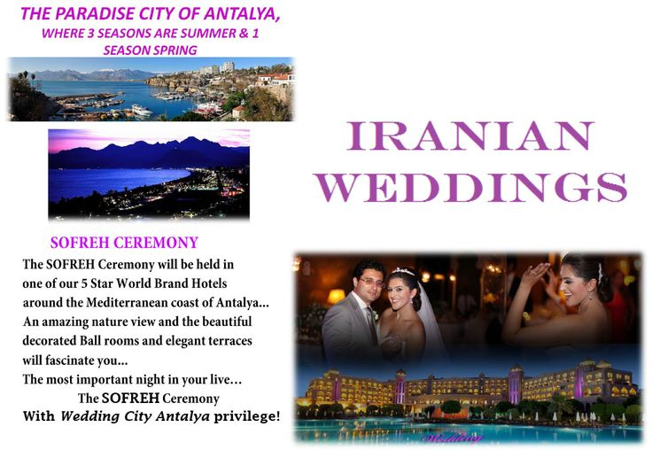 #PersianWedding #marriage #weddingplanner #turkeydestination #weddingabroad