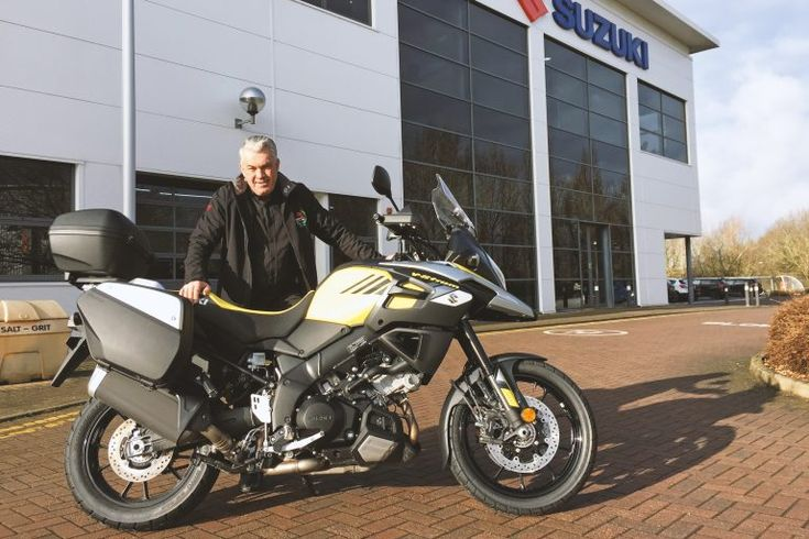 Suzuki to supply V-Strom 1000 marshal bikes for Welsh Road Race - Suzuki has agreed to supply a fleet of V-Strom 1000 marshal bikes for use at this year's Welsh Road Race, which takes place from 3-5 August near the Brecon Beacon National Park. The versatile adventure bikes will be used by marshals and medics at the event, which sees road racing return to the r... - http://superbike-news.co.uk/wordpress/suzuki-supply-v-strom-1000-marshal-bikes-welsh-road-race/