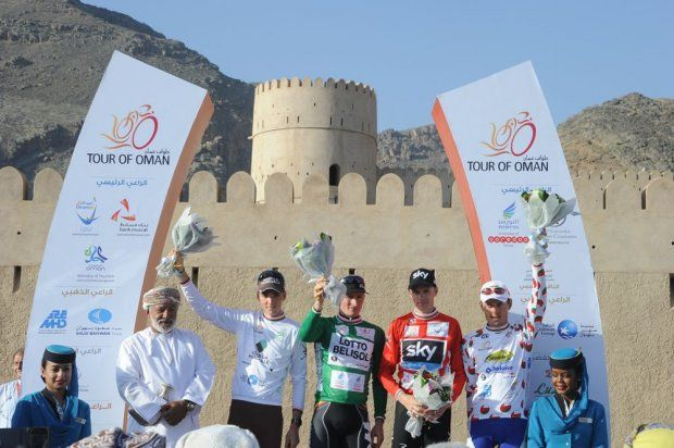 RESULTADOS: Tour of Oman - SATURDAY, FEBRUARY 22ND - STAGE 514...