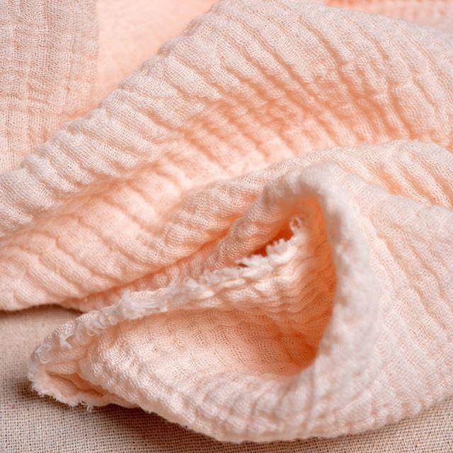 1.3メートル幅。無地二重層綿中国無地女性シャツ、ドレスや男性コート、パンツdiy布生地154から1