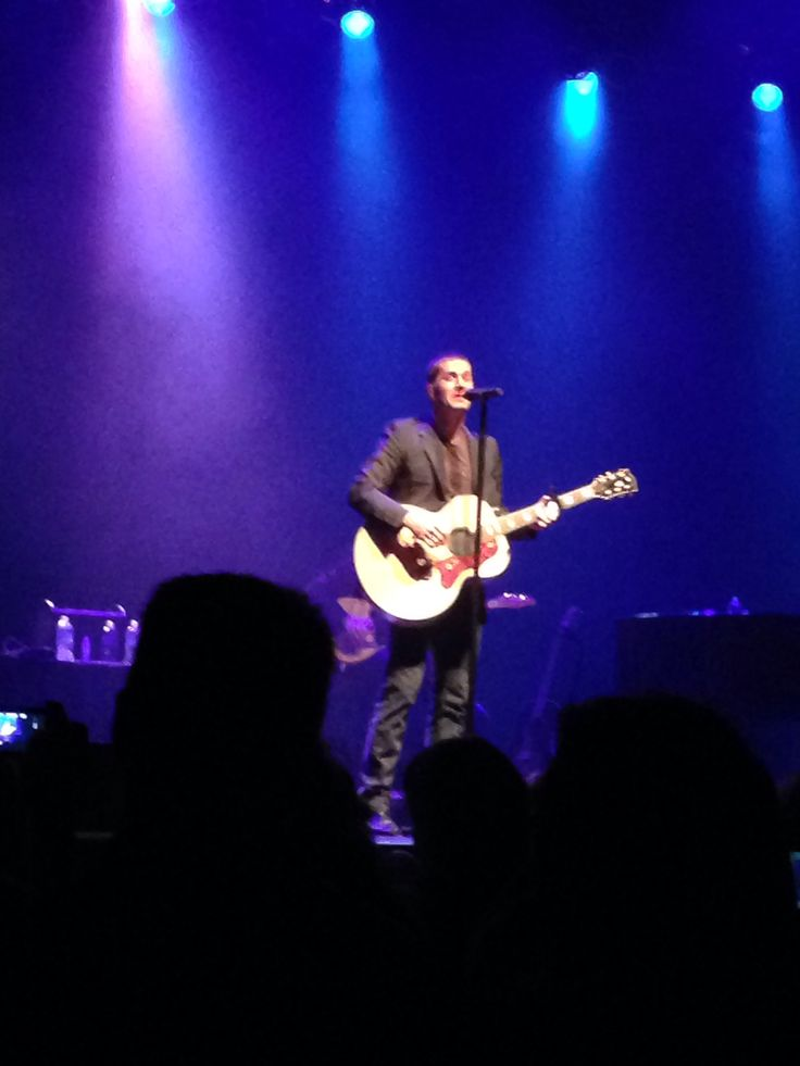 Rob Thomas at Horseshoe Casino in Tunica, MS April 19, 2014