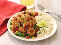 Get this all-star, easy-to-follow Island Shrimp and Pineapple Skewers with Rum Butter Sauce recipe from Emeril Lagasse