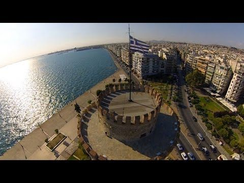 FLY OVER THESSALONIKI