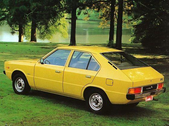 Hyundai Pony (1975 – 1982).