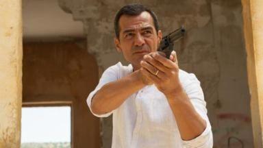 Im Zeichen des Taurus: Kommissar Mehmet Özakin (Erol Sander), Quelle: ARD Degeto/Ziegler Film/Gülnur Kilic