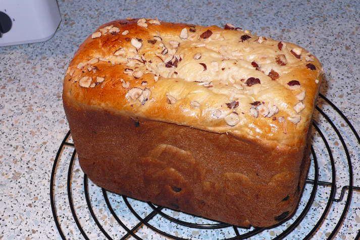 0005. mazanec II - recept pro domácí pekárnu