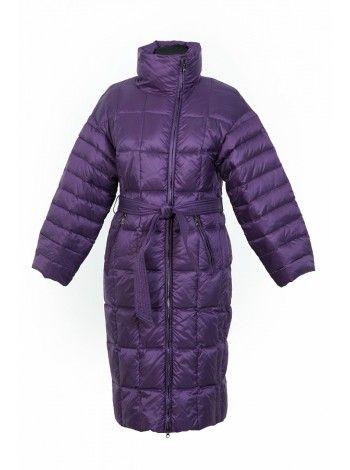 Пальто (фиолетовый)
