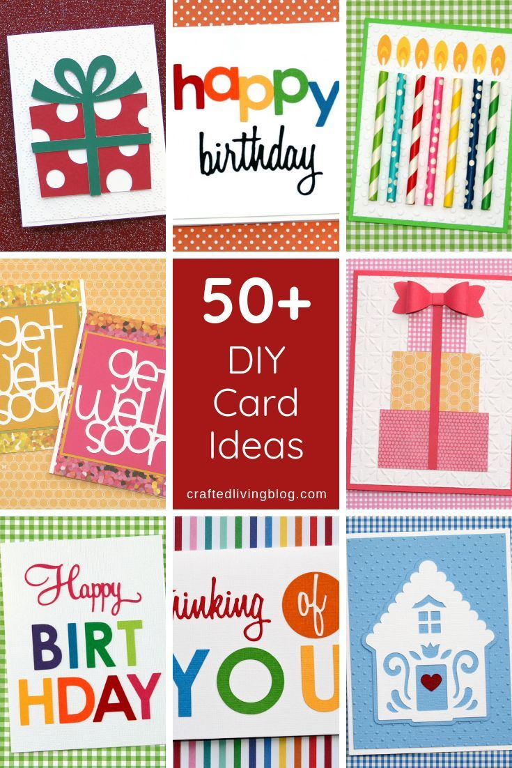 Make These Easy Diy Handmade Cards Using Basic Supplies And Tools