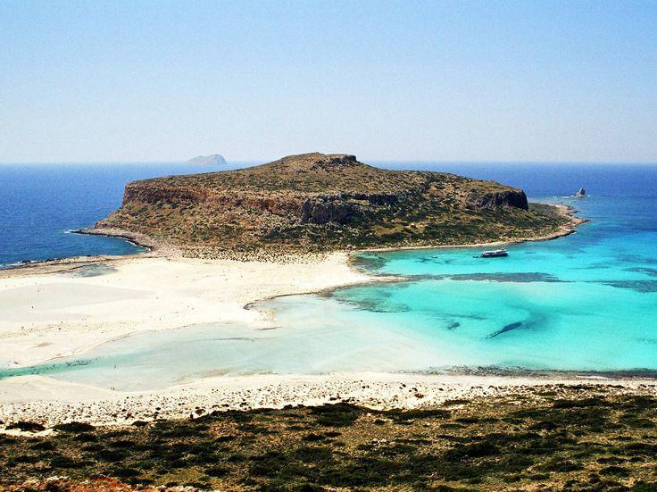 #Balos beach, Gramvousa #Crete