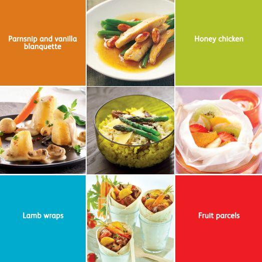 T-Fal Pressure Cooker Recipe Booklet   hip pressure cooking - for our gifted pressure cooker. Yum!