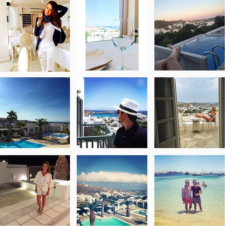 We #loveit when our happy, smiling guests capture their sublime, relaxing Palladium Boutique Hotel moments and share them on Instagram. What better way to preserve your #summer memories for all to enjoy?  #mykonos   #hotels   #resorts   #island   #summer   #guests   #fun   #sea   #sun   #relaxing   #holidays   #view   #hotel   #pool