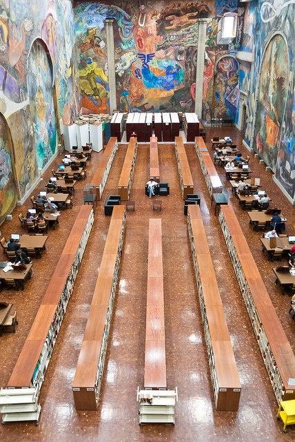 Biblioteca Miguel Lerdo de Tejada, México
